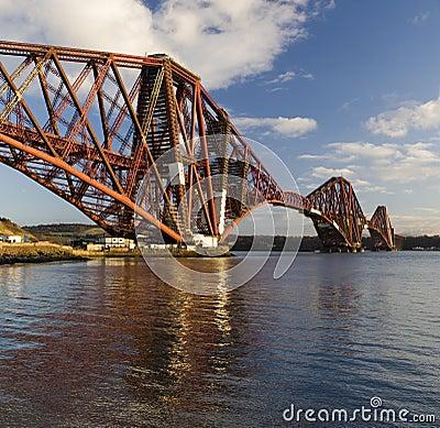 Forth Rail Bridge - Scotland