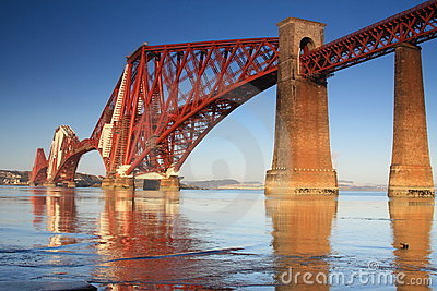 Forth Railway Bridge, South Queensferry, Edinburgh