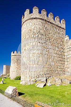 Fortification of Avila