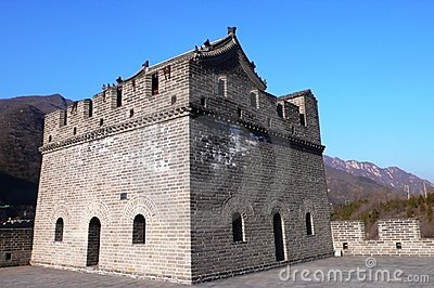 Fortification of the Great Chinese wall