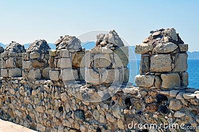 Fortification: Venetian castle (Koules)