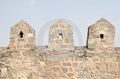 Fortification, Golcanda Fort