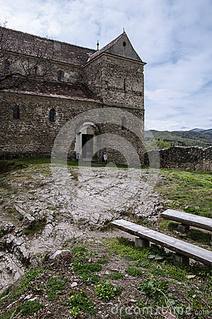 Fortified Church in Cisnadioara