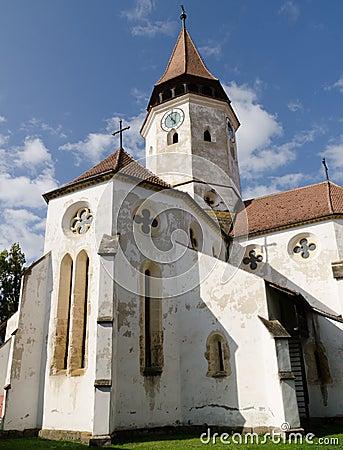 Fortified Church of Prejmer/Tartlau