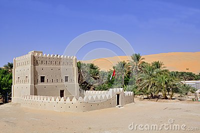Fortified home, Liwa