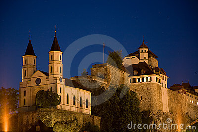 Fortress Aarburg