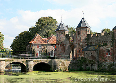 Fortress in Amersfoort