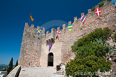 Fortress of Capdepera
