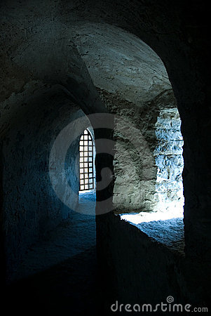 Fortress corridor