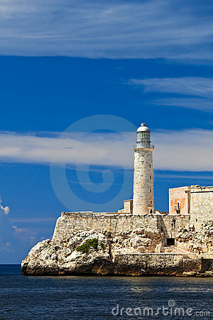 Fortress Of El Morro In Havana, Cuba Royalty Free Stock Photography - Image: 16379157