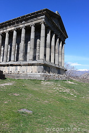 The fortress of Garni