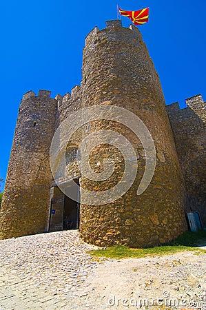 Fortress gates