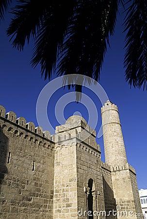 Fortress- Kairouan, Tunisia