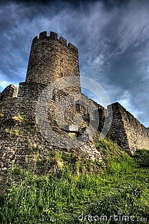 Fortress - Kalemegdan in Belgrade, Serbia