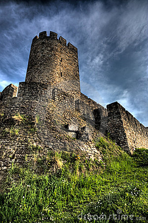 Free Fortress - Kalemegdan In Belgrade, Serbia Royalty Free Stock Images - 9054419