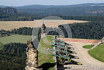 Fortress Königstein
