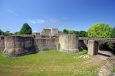 Fortress in Moldavia