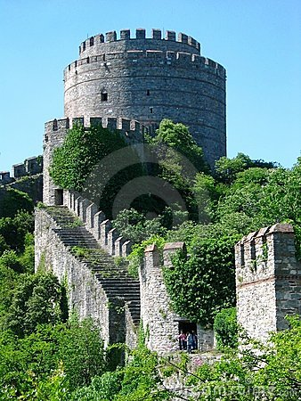 Free Fortress Of Europe Stock Images - 5500384