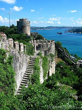 Free Fortress Of Europe Royalty Free Stock Images - 5500389