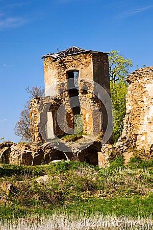 Free Fortress Ruins Royalty Free Stock Photos - 22415688