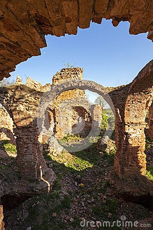 Free Fortress Ruins Stock Photo - 36227030