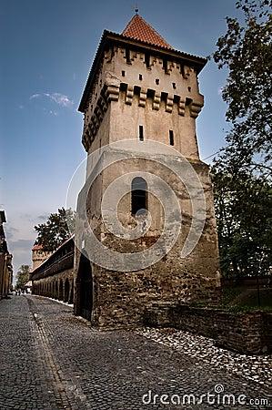 Fortress at Sibiu