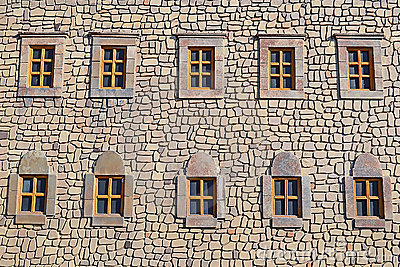 Fortress Windows