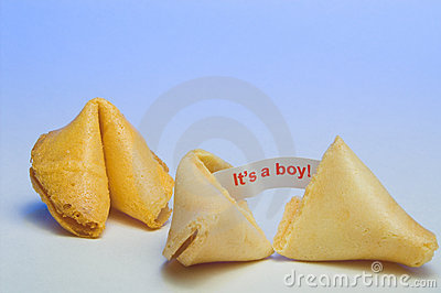 Fortune Cookie - It s a Boy