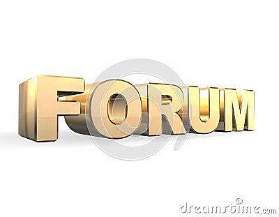 Forum 3d Gold