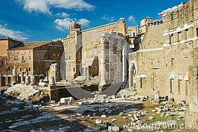 Forum of Augustus in Rome