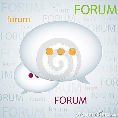 Forum background
