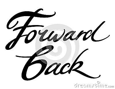 Forward Back