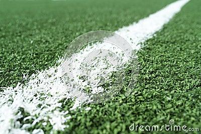 Fotboll sätter in