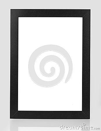 foto della cornice nera illustrazione di stock immagine
