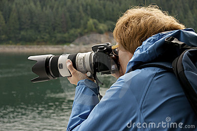Fotograf praca