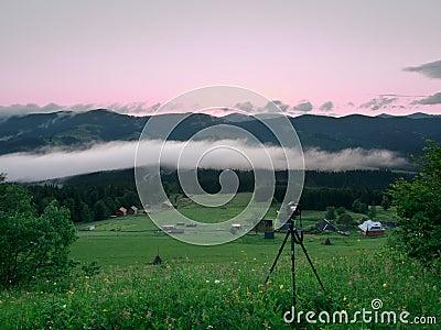 Fotografía del paisaje
