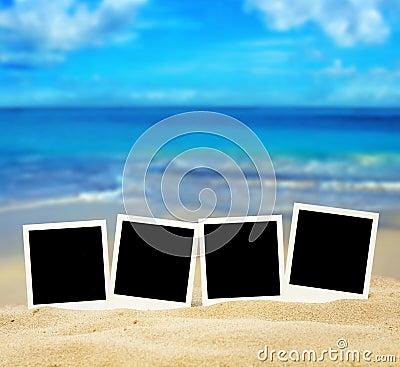 Free Fotos On The Beach Stock Photo - 9604530