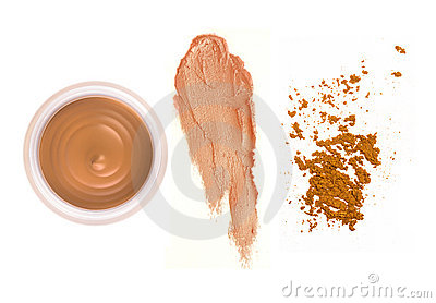 Foundation cosmetic products
