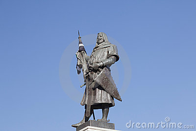 The founder of Valladolid