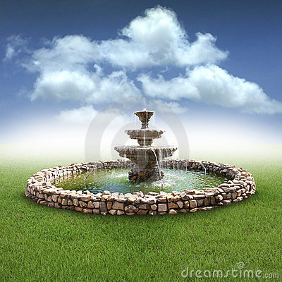Free Fountain Stock Photography - 10910952