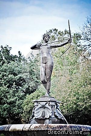 Fountain Diana