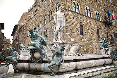 Fountain of Neptune