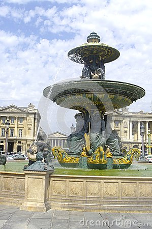 Fountain of the Rivers