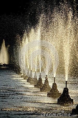 Free Fountains Royalty Free Stock Photos - 11456888