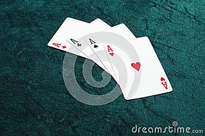 Four ace