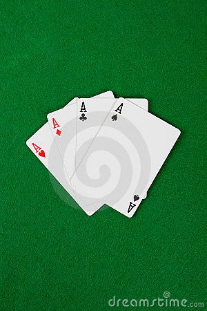 Free Four Aces Stock Images - 6579934