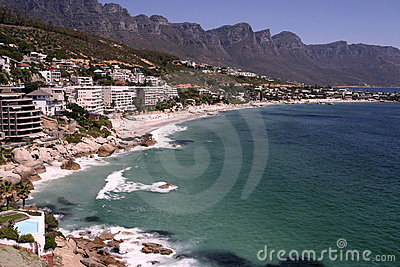 The four beaches of Clifton