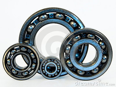 Four bearings