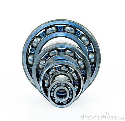 Four bearings