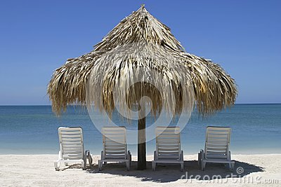 Four Chairs and Palapa